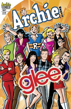 """""""Archie Meets Glee"""""""