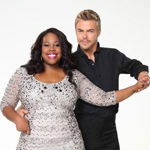 "Amber Riley on ""Dancing with the Stars"""