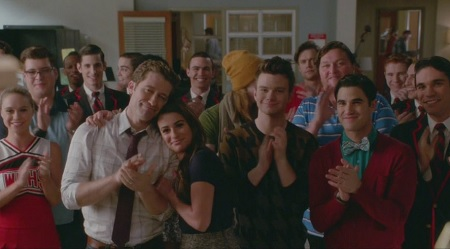 """We Built This Glee Club"""